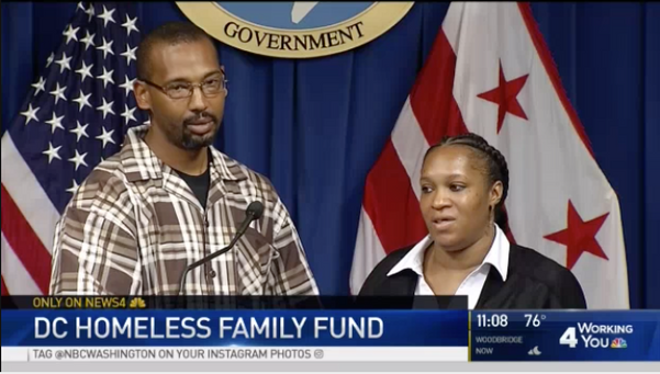 DC Mayor Working With Landlords to Help Homeless Families