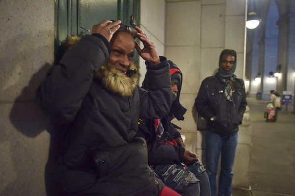 D. C. homeless population drops for second straight year, report finds