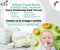 Infant Food Bank