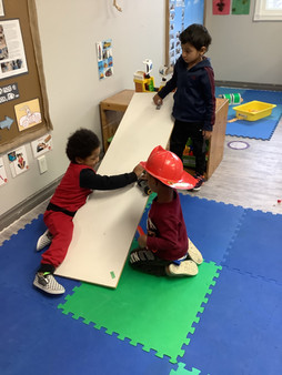 A creative use of resources for play.