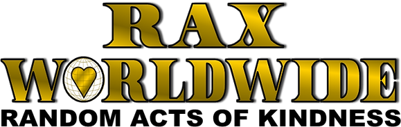 RAX Worldwide:  Random Acts of Kindness