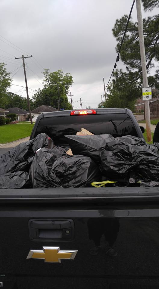 Community Clean Up - Professialetes