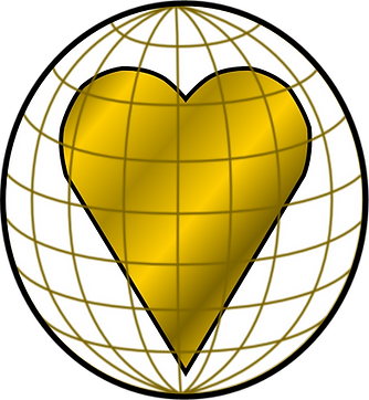 RAX Heart of Gold Globe