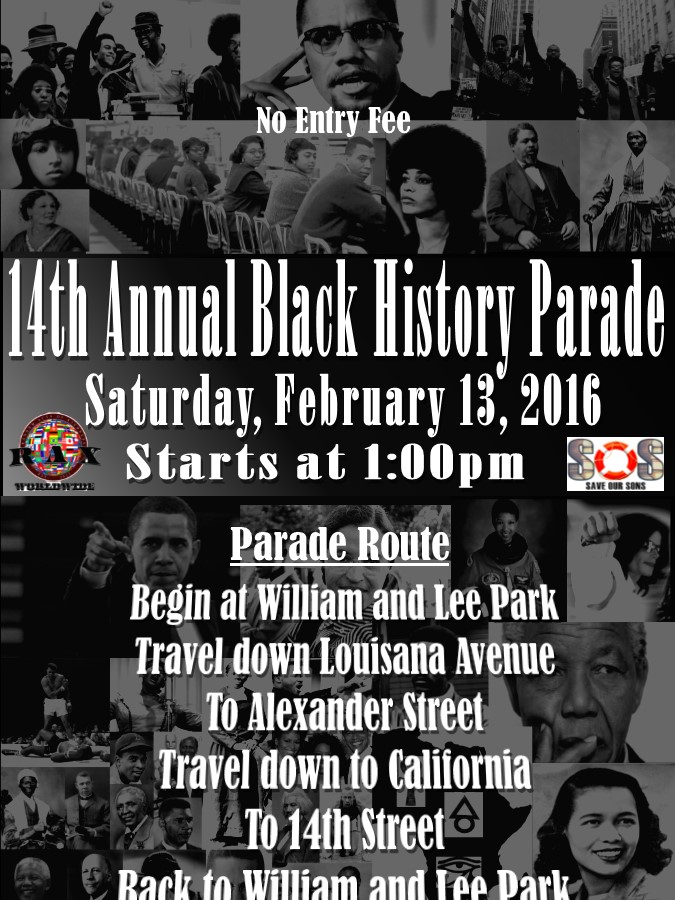 Black History Day Parade