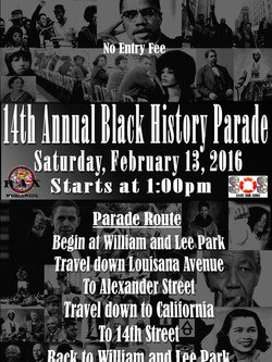 Black History Day Parade