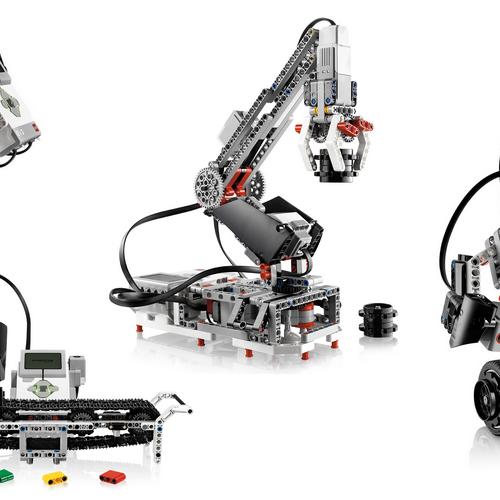 LEGO EVO Engineering