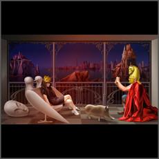 La Regina e il Cavallo, notturno