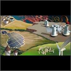Energia: le centrali