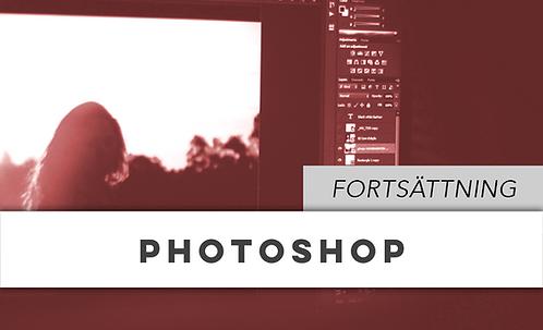 Photoshop Fortsättning