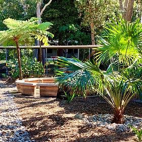 Landscaping Central Coast Bouddi Landscaper Garden Maintenance Stone Mason Paving Gardener Yarning Circle