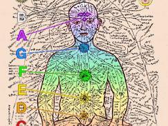 LES NADIS : Les réseaux d'énergies subtiles du corps