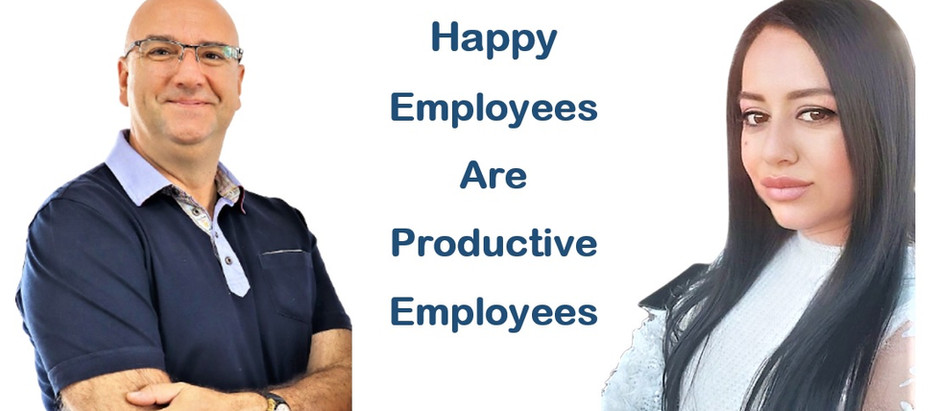Learning Discovery for Talent Management – Why Happy Employees are More Productive