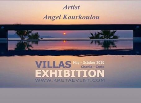 EXHIBITION: Villas Exhibitions 2020 by Kreta Event