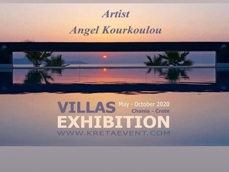 EXHIBITION: Villas Exhibitions 2020 by Kreta Event