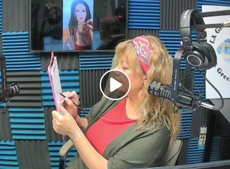 RADIO SHOW: Τέχνη from LA με αγάπη show with Angel Kourkoulou