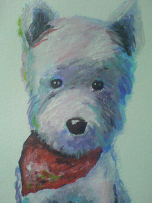 LITTLE DOG - DETAIL