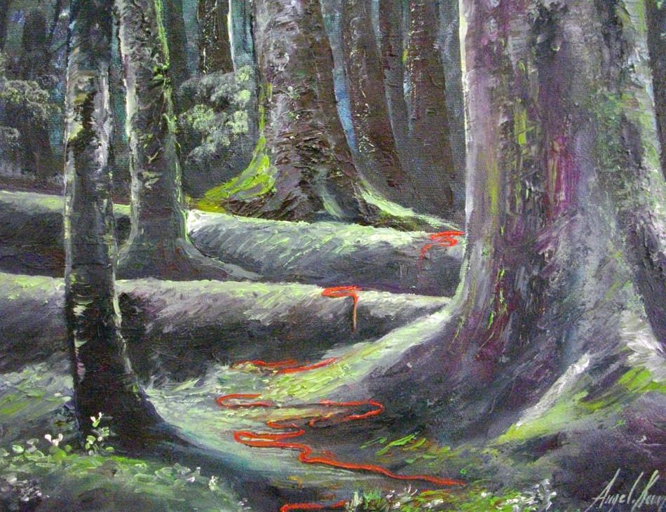 FOREST I - detail