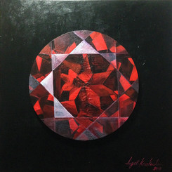 TREASURE FROM WITHIN - red