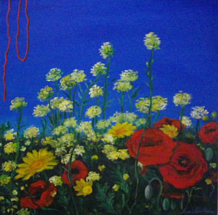 THE PEACEFUL NARRATION OF A POPPY, 04