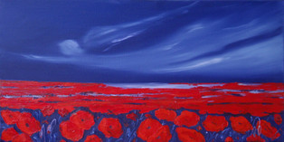 THE PEACEFUL NARRATION OF A POPPY, 12