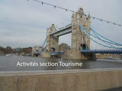 Section Tourisme