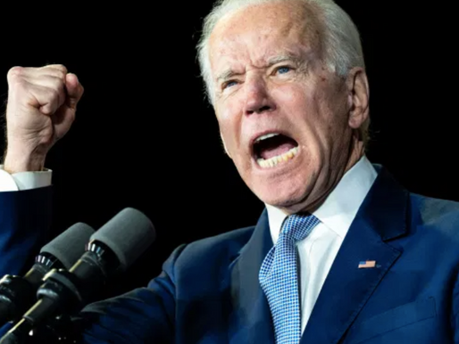 """Joe Biden injured in fight with his """"terrifying evil clone,"""" later determined to be his reflection"""
