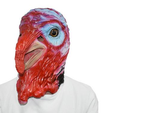 Thanks-awkward! My girlfriend is a turkey
