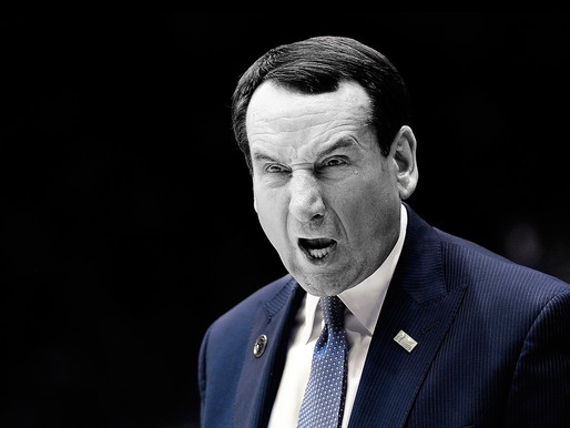 Coach K kills student reporter, receives one game suspension