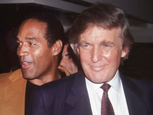 Trump acquitted—Officially as innocent as OJ!
