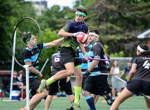 Duke Quidditch team busted for steroid abuse