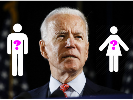 Joe Biden: Not bi enough
