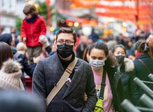 The Great Equalizer: Ugly people in masks can now flirt with attractive people