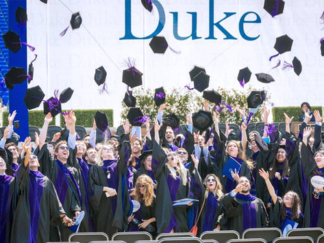 """Geez, get a life! Class of 2020 flocks to campus for """"commencement"""""""