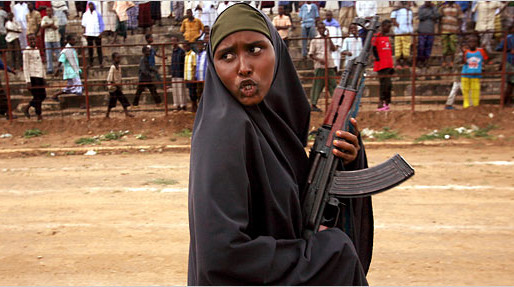 """Yas queen! A closer look at Somalia's first """"warlady"""""""