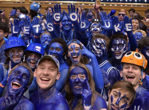 Student suggests that Duke needs to score more points than UNC does