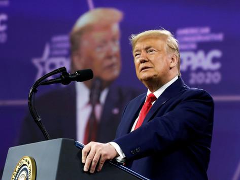 Trump apologizes for divisive rhetoric, inciting riot at CPAC