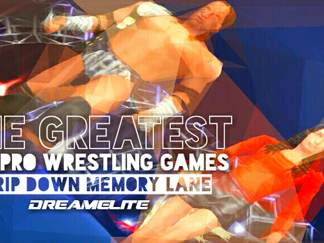 The Greatest 90's Pro Wrestling Video Games