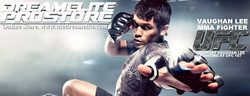 UFC Fighter Vaughan Lee