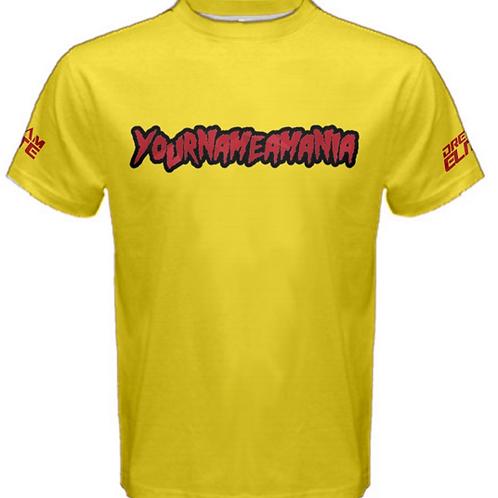 Mania Custom Shirt