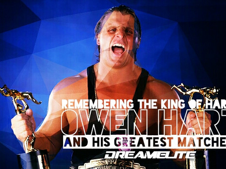 Remembering Owen Hart; The Greatest Matches of the King of Harts