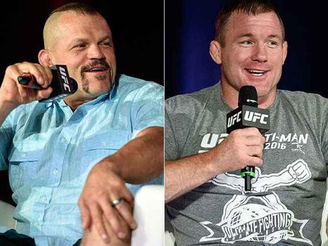 Wtf! Chuck Liddell & Matt Hughes have been Fired from UFC