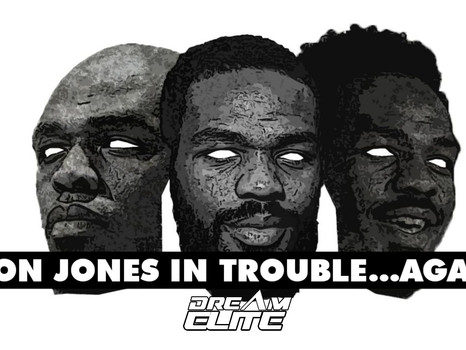 Jon Jones in Trouble...Again