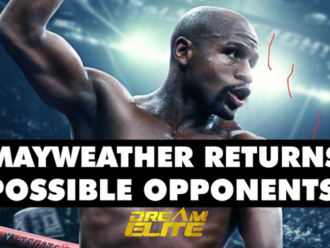 Floyd Mayweather to fight in 2020, possible opponents?