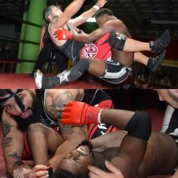 Pro Wrestler Joe Bulrog
