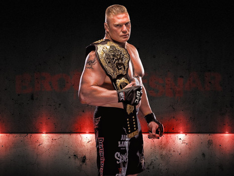 RUMOR: Brock Lesnar to get inducted in UFC Hall Of Fame?