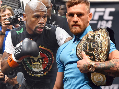 BREAKING NEWS: Mcgregor vs. Mayweather set to be announced?
