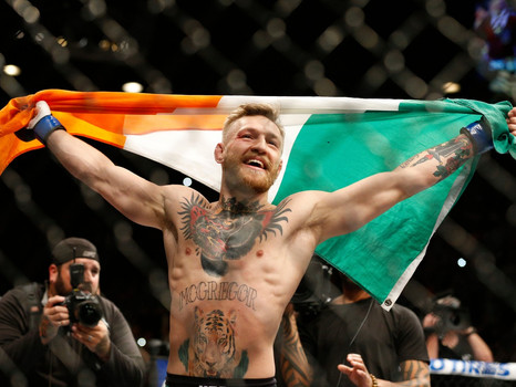 Not Surprised Motherf**kers, Conor Mcgregor is back on UFC 200