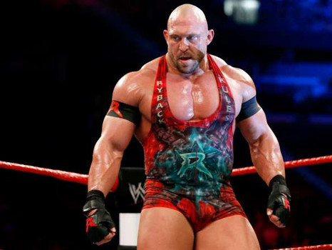 Yikes. Former WWE Star Ryback in Talks with Bellator MMA