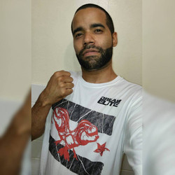 Julio in our Fight Revolution Shirt
