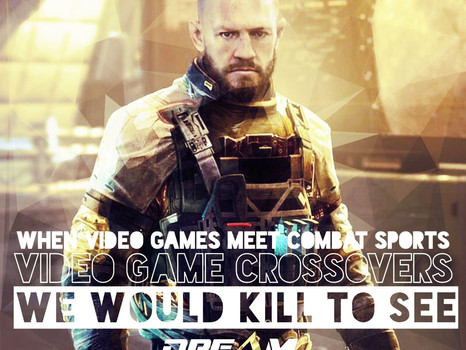 Video Game Crossovers We would kill to see